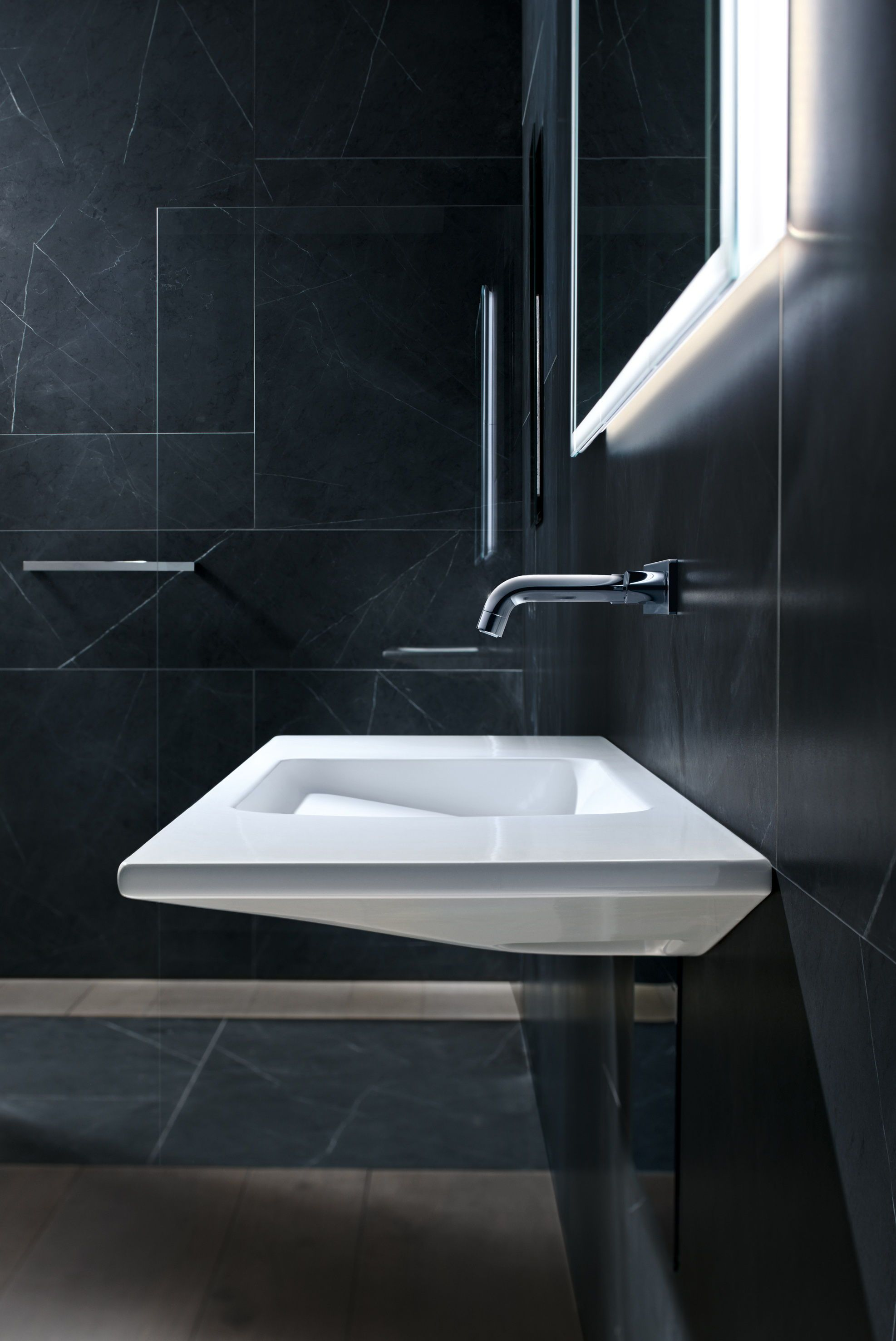 Wandarmatur Fur Das Waschbecken In 2020 Waschtisch Badezimmer Trends Badezimmer Inspiration