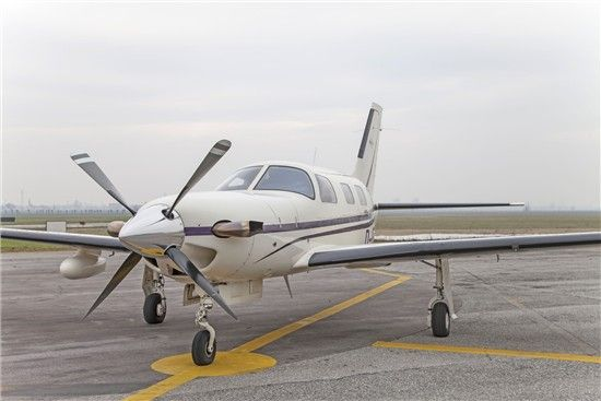 Piper Meridian, Meggitt MAGIC avionics, Cabin Air