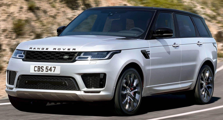 رانج روفر سبورت أتش أس تي 2020 الجديدة الفاخرة الهجينة والعصرية موقع ويلز Range Rover Sport Range Rover Suv