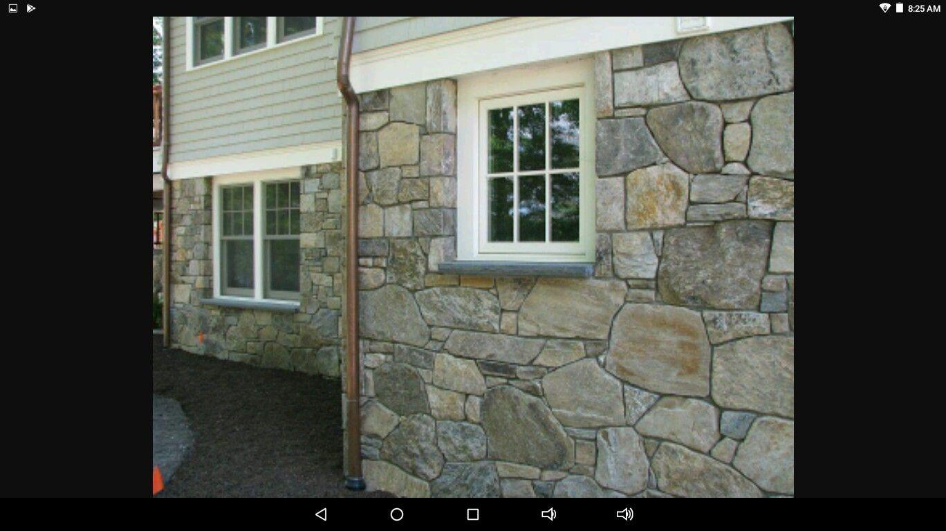 slate sills Outdoor decor, Decor, Garage doors