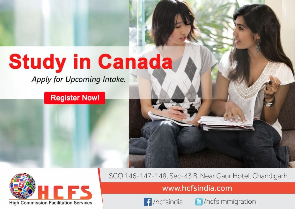 Hcfs immigration chandigarh is the best study abroad