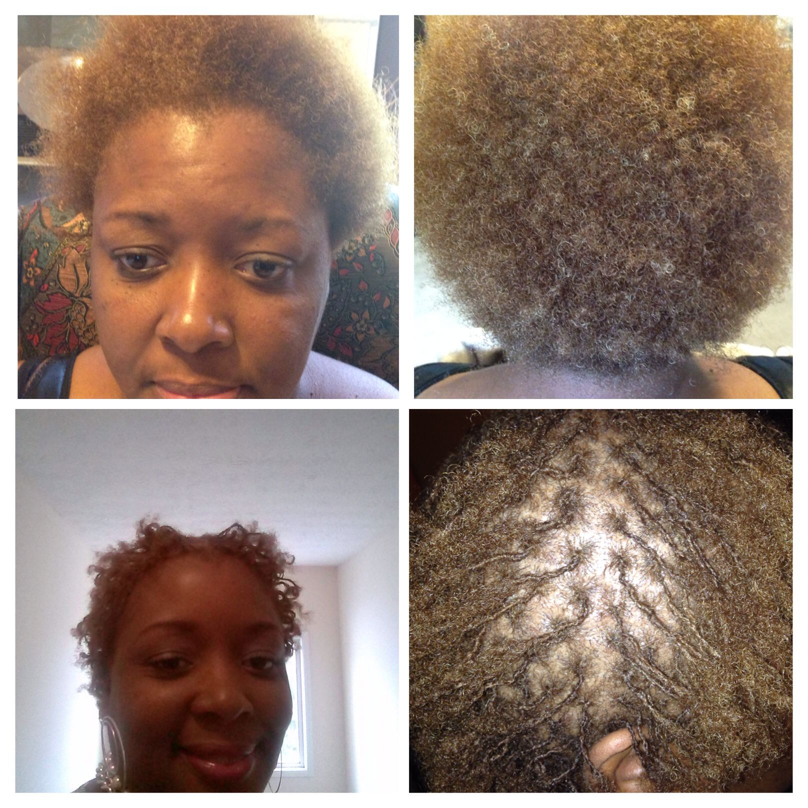 Sisterlocks install on for Mother's Day | Sisterlocks/Locs ...