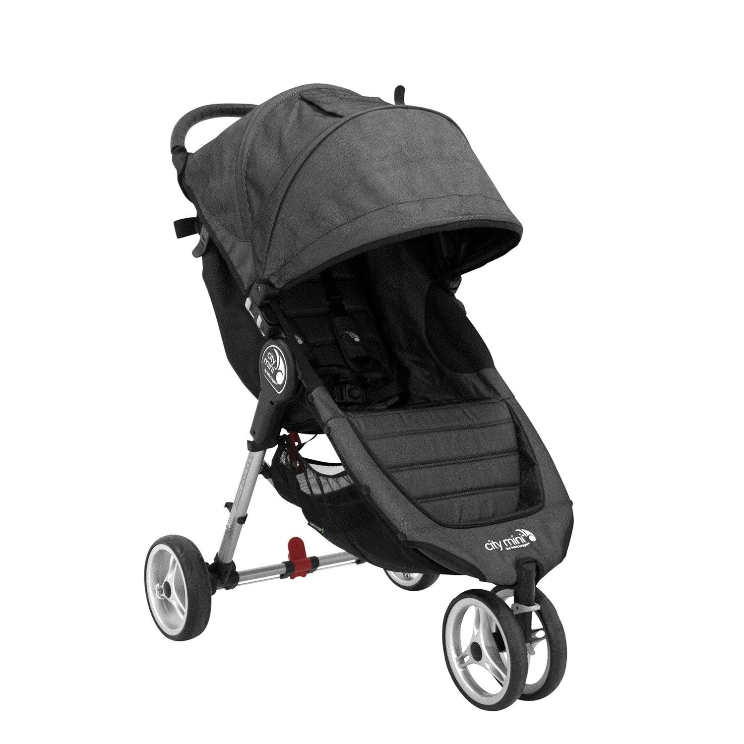 Baby Jogger City Mini Black Baby jogger city mini