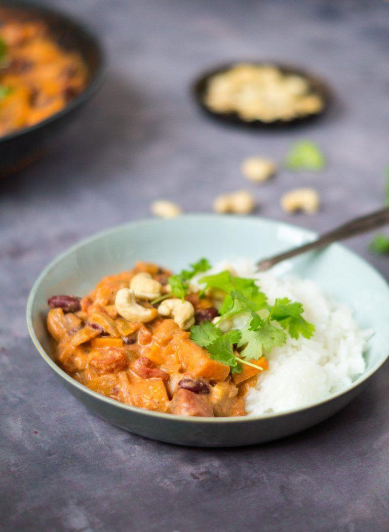 Sund Mad Pa Su Indisk Vegetarisk Curry Stinna Sund Mad Aftensmad Vegetarisk