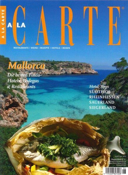 """A la Carte 6/2014 """"Mallorca"""""""
