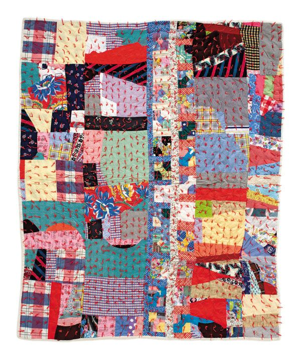 Unconventional & Unexpected: American Quilts Below the Radar 1950–2000