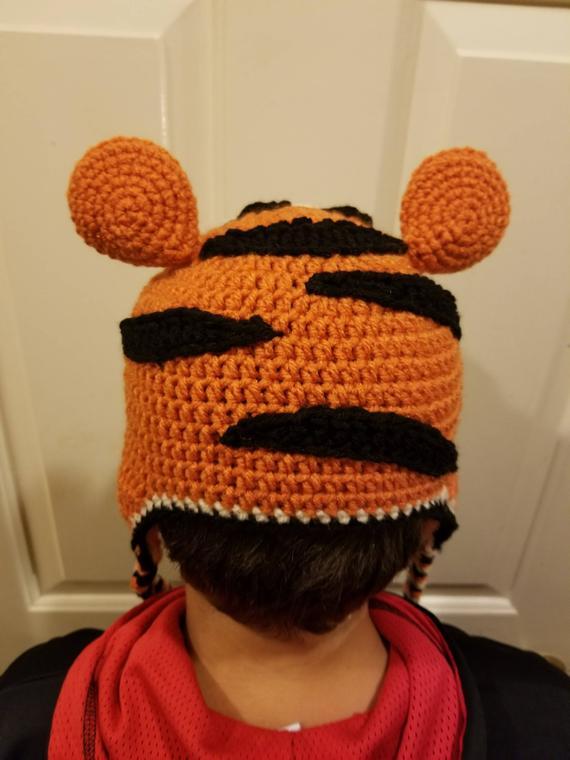 1031d32e80e Crocher Tigger Hat