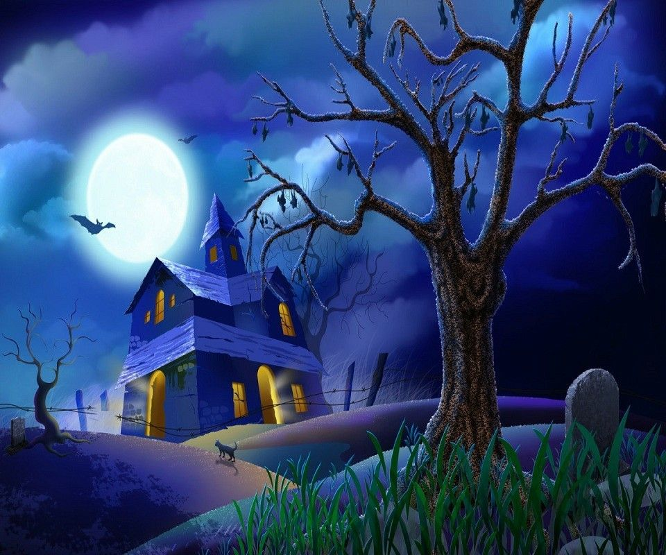 Pin by Amanda Silverio on cell phone wallpaper Halloween