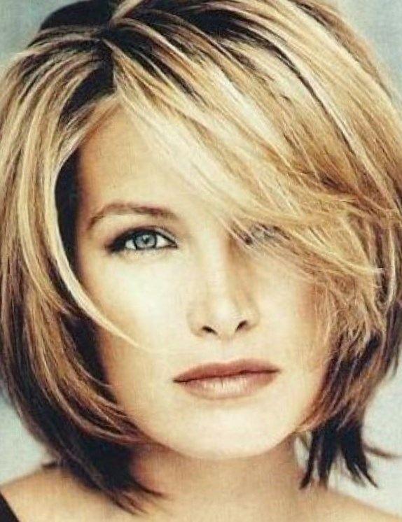 Edgy Medium Haircut Ideas Shoulder Length Hair With Layers By