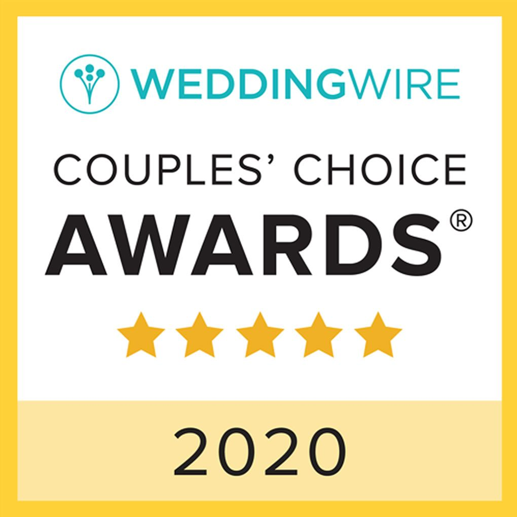 Weddingwire Couples Choice Awards In 2020 Wedding Wire Wedding Honeymoons Wedding Officiant