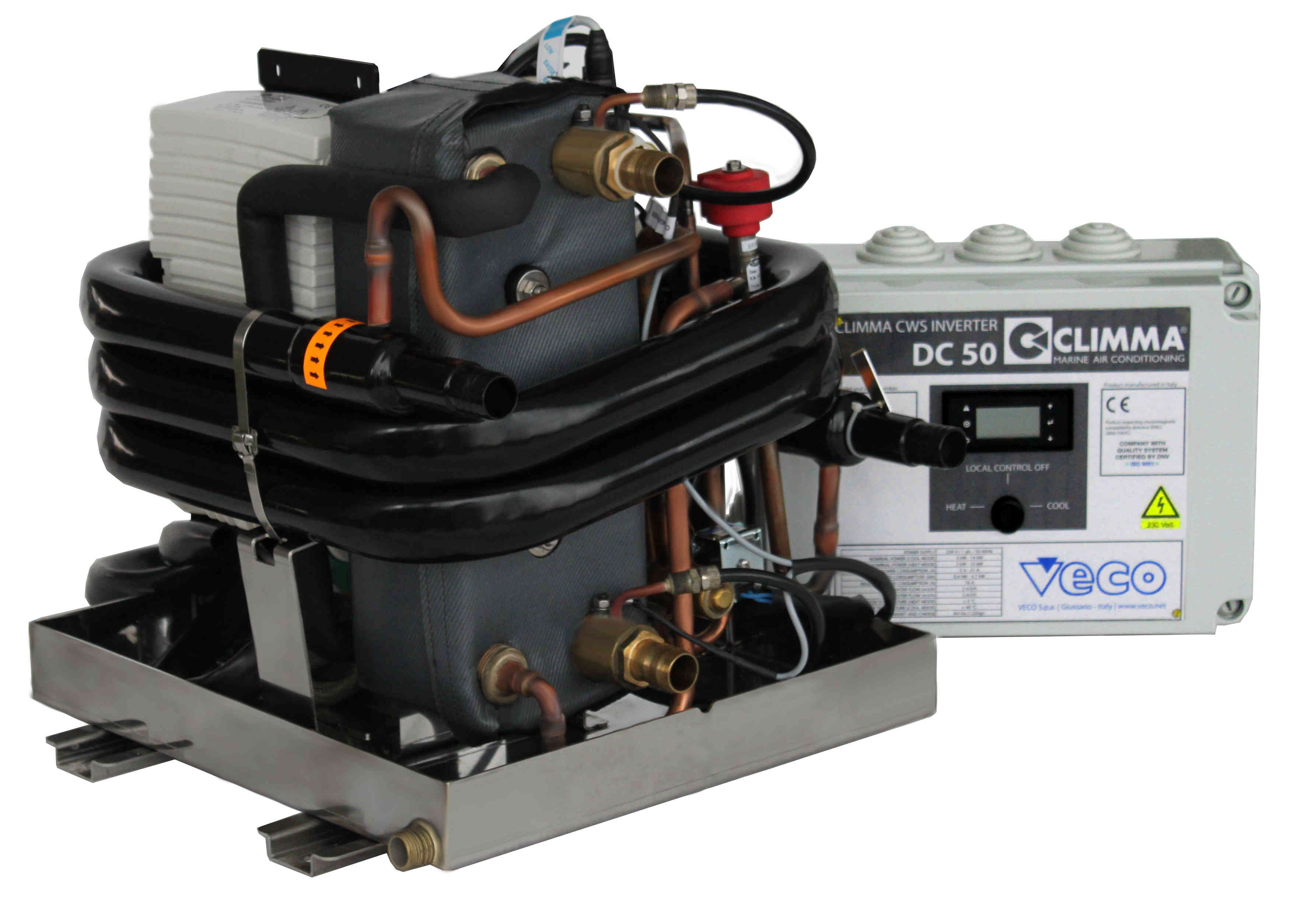 Climma's DC Inverter Chiller set to revolutionise the