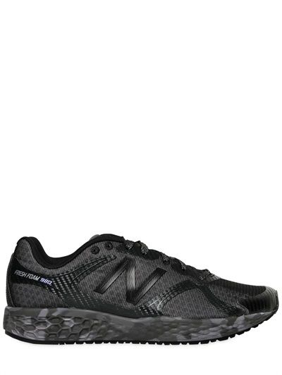 NEW BALANCE 980 FRESH FOAM RUNNING SNEAKERS LUISAVIAROMA
