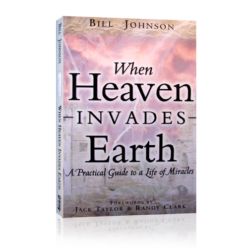 Bill Johnson not only teaches the supernatural, he imparts it by changing the way we think. If you are not walking in the miraculous, you're living far below your birthright! By laying a carefully constructed biblical foundation for walking in the supernatural power of God, When Heaven Invades Earth provides all the equipment you need to experience miracles every day...$15.99