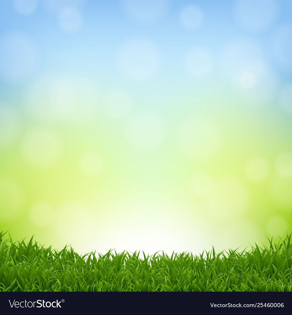 Nature Background With Grass Border Royalty Free Vector Aff Grass Background Nature Border Ad Bokeh Wallpaper Vector Flowers Nature Backgrounds