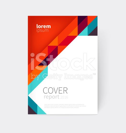Brochure, business card, flyer, annual report cover template - annual report cover template