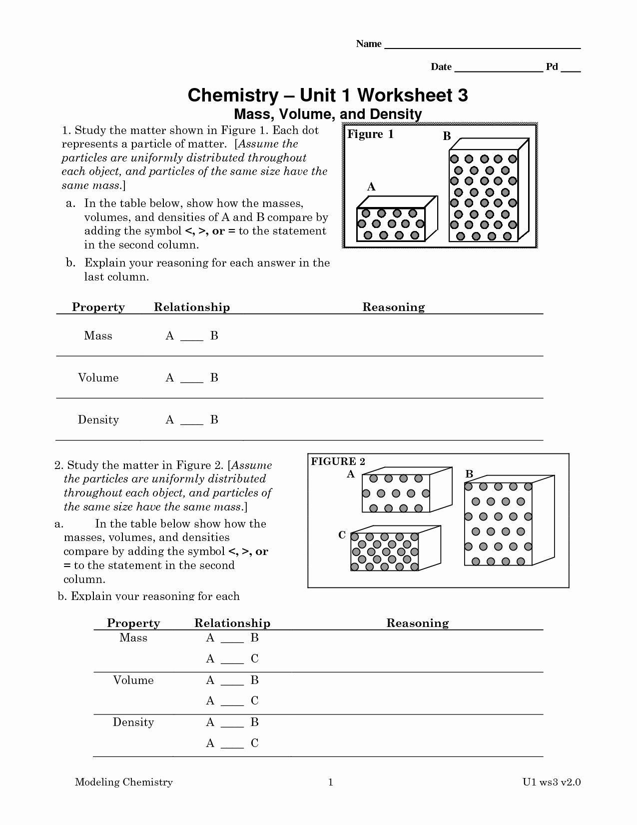 Classifying Matter Worksheet Answer Key Fresh 9 Best Of