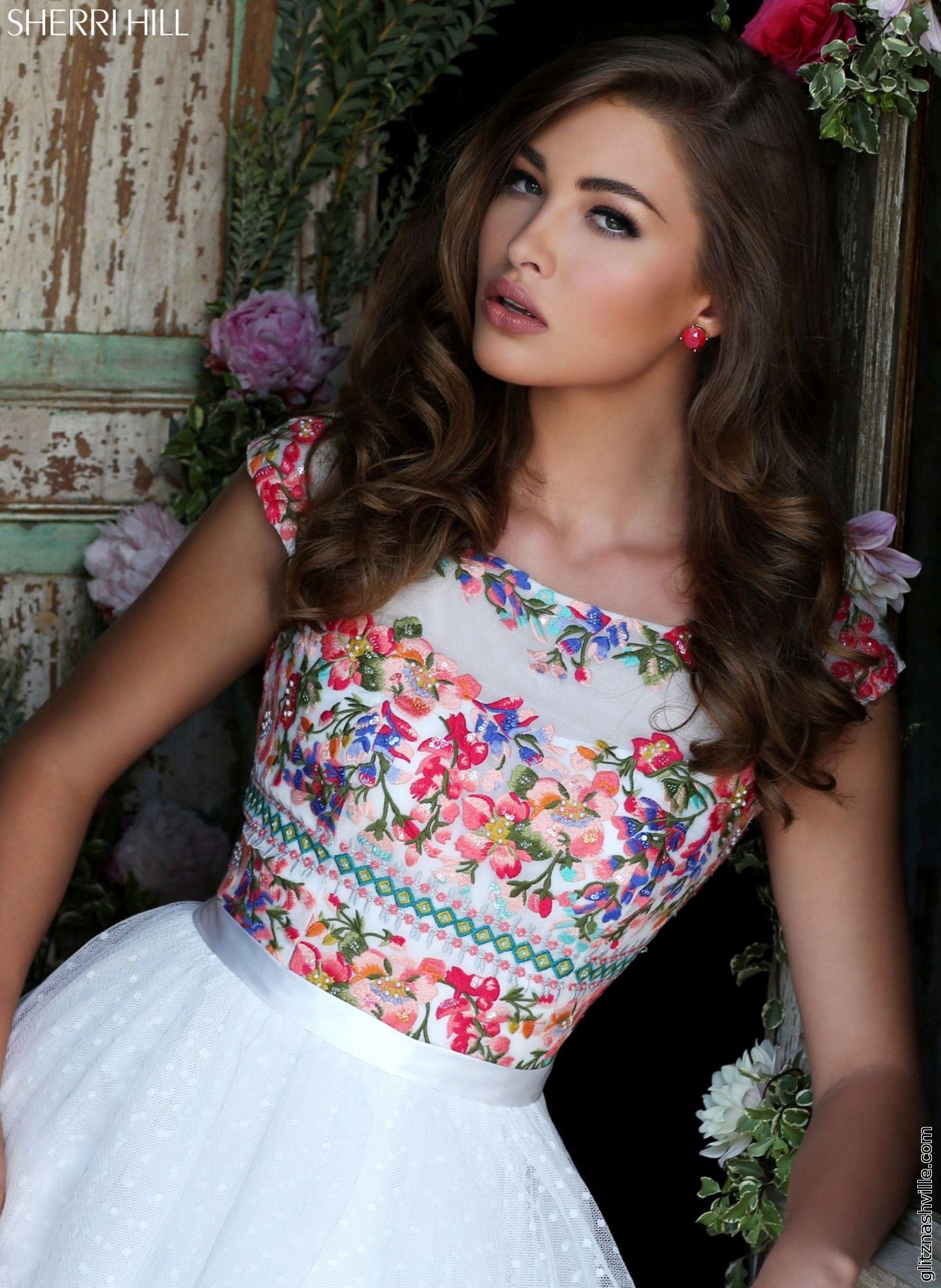 Sherri Hill gown style 50319 at #GlitzNash @GlitzNash  http://www.glitznashville.com