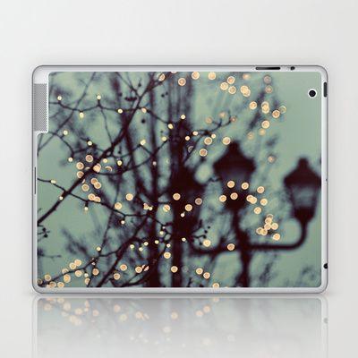 Winter Lights Laptop & iPad Skin by Elle Moss - $25.00