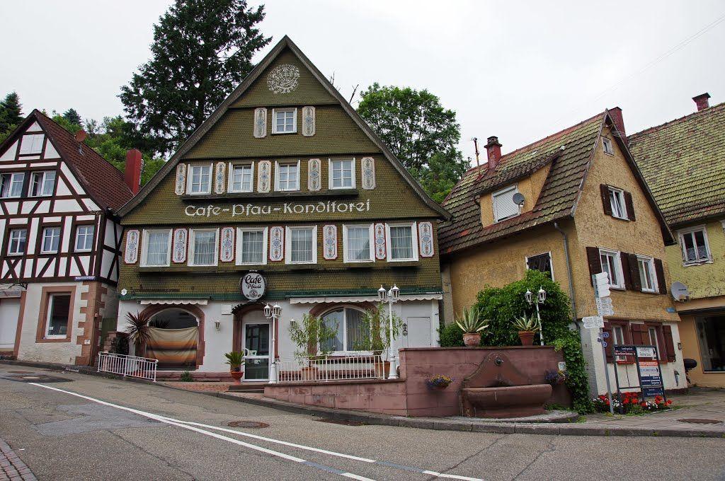 72275 Alpirsbach Germany Mapio Net Deutschland