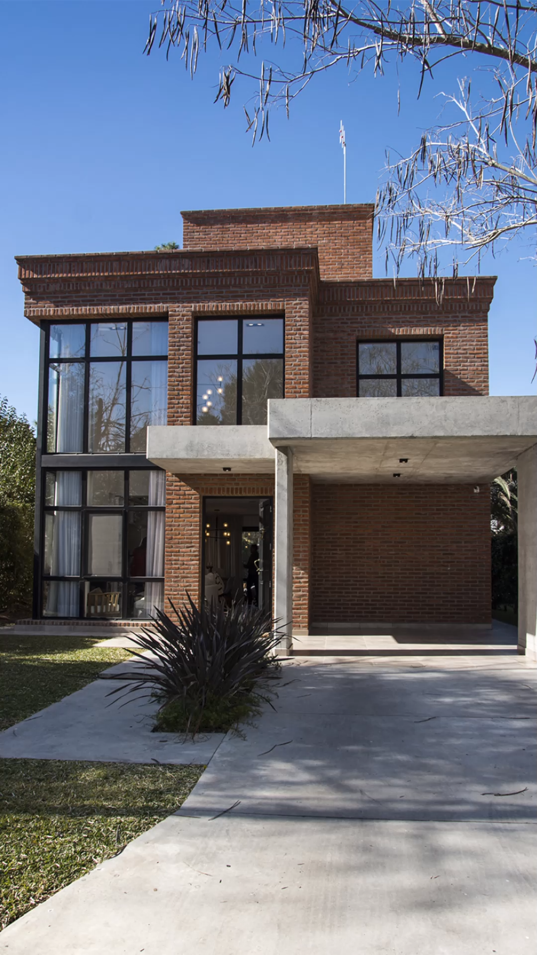 Photo of FF House of the María Laura Piccolo Arquitectura Studio
