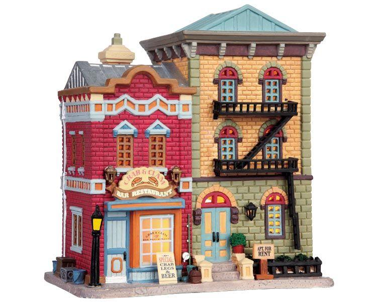 Harbor Restaurant  Apartments  Christmas villages