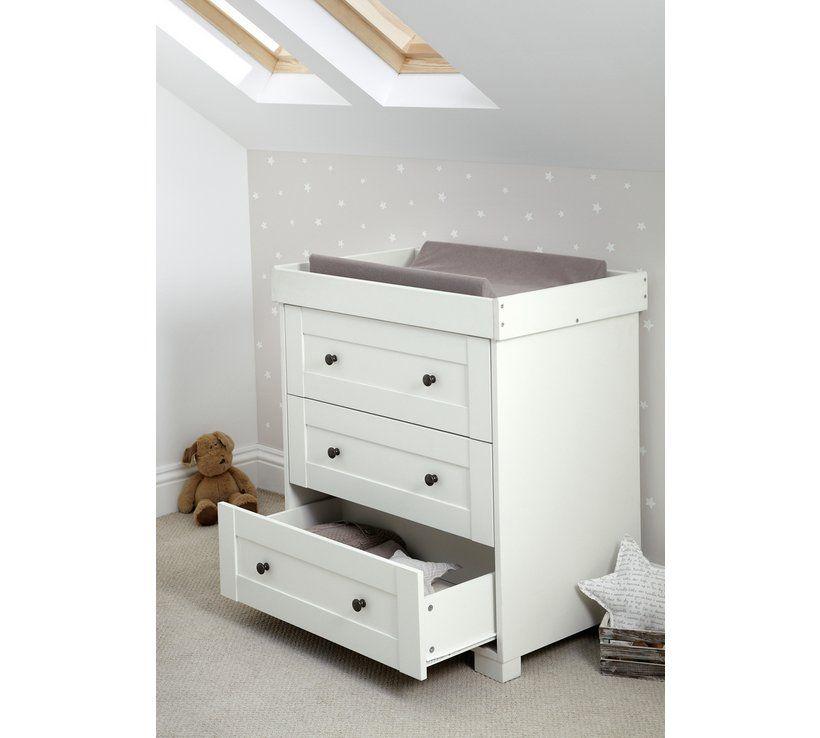 Buy Mamas Amp Papas Harrow 3 Piece Set Furniture Set White