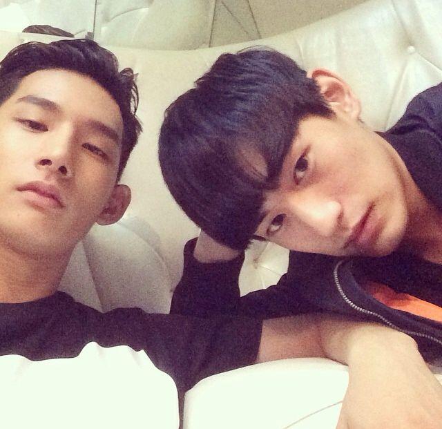 Instagram Update 140911 With Kim Tae Hwan