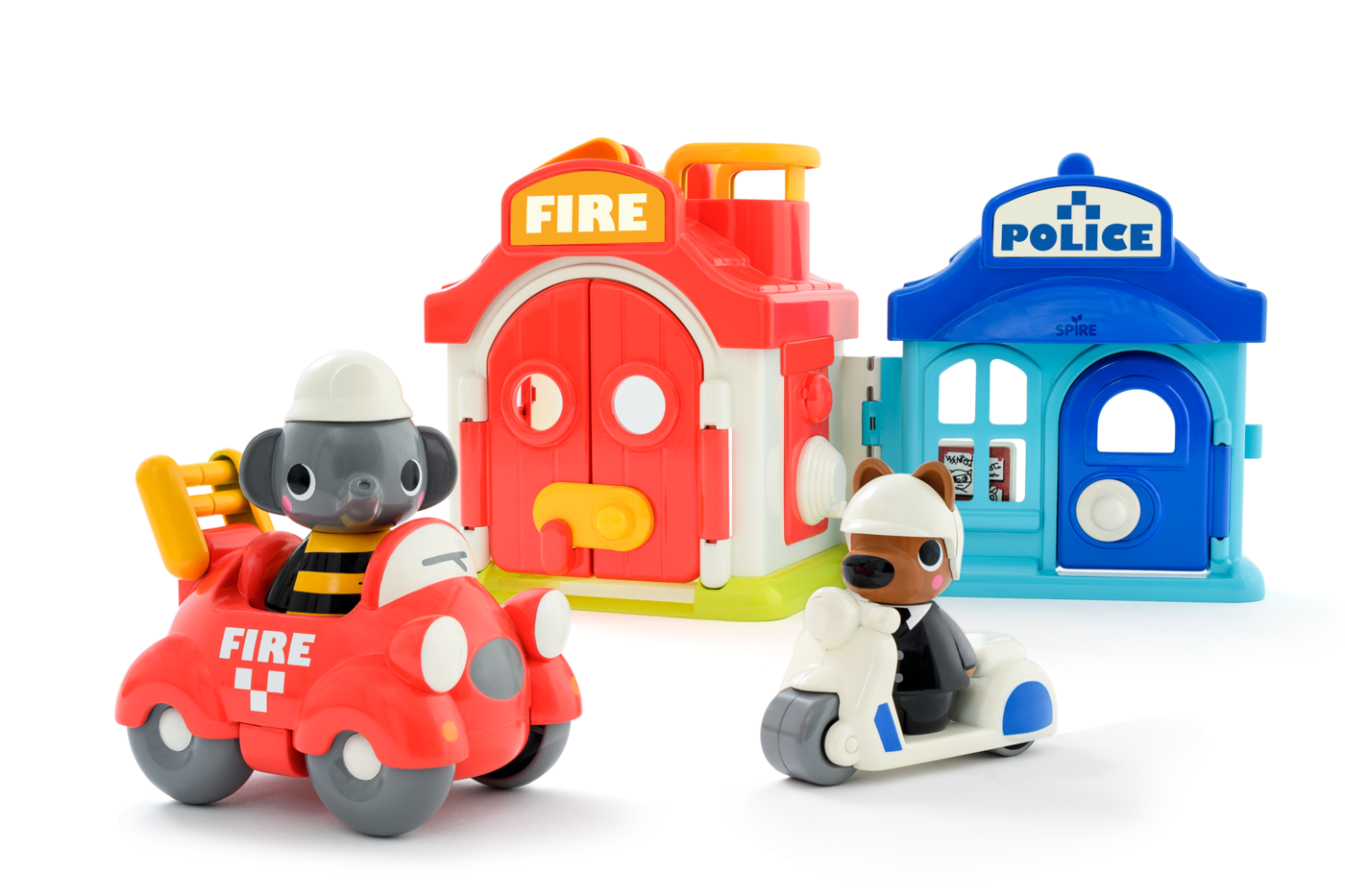 Emergency Centre Playset In