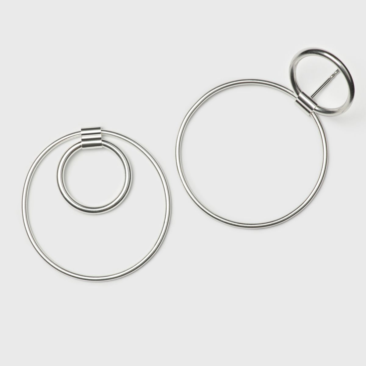 Pin auf Earrings Ohrringe – minimalist jewelry
