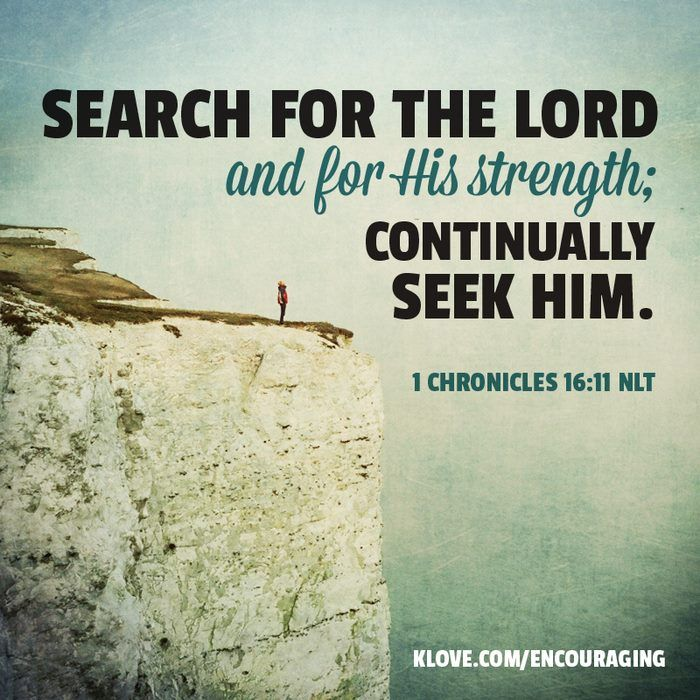 Todays Encouraging Word Http Www Klove Com Ministry Encouraging Word