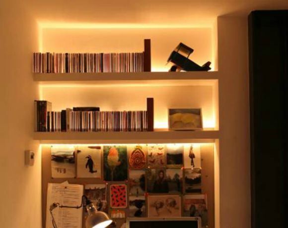 shelf lighting led. led strip light shelf google search lighting l