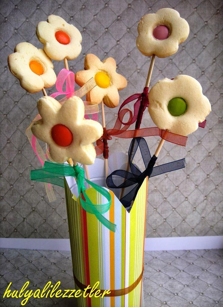 verträumte Köstlichkeiten: süße Kekse -
