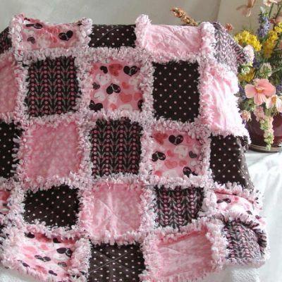 Rag Quilts on Pinterest | | Quilts | Pinterest | Rag quilt : rag quilts pinterest - Adamdwight.com
