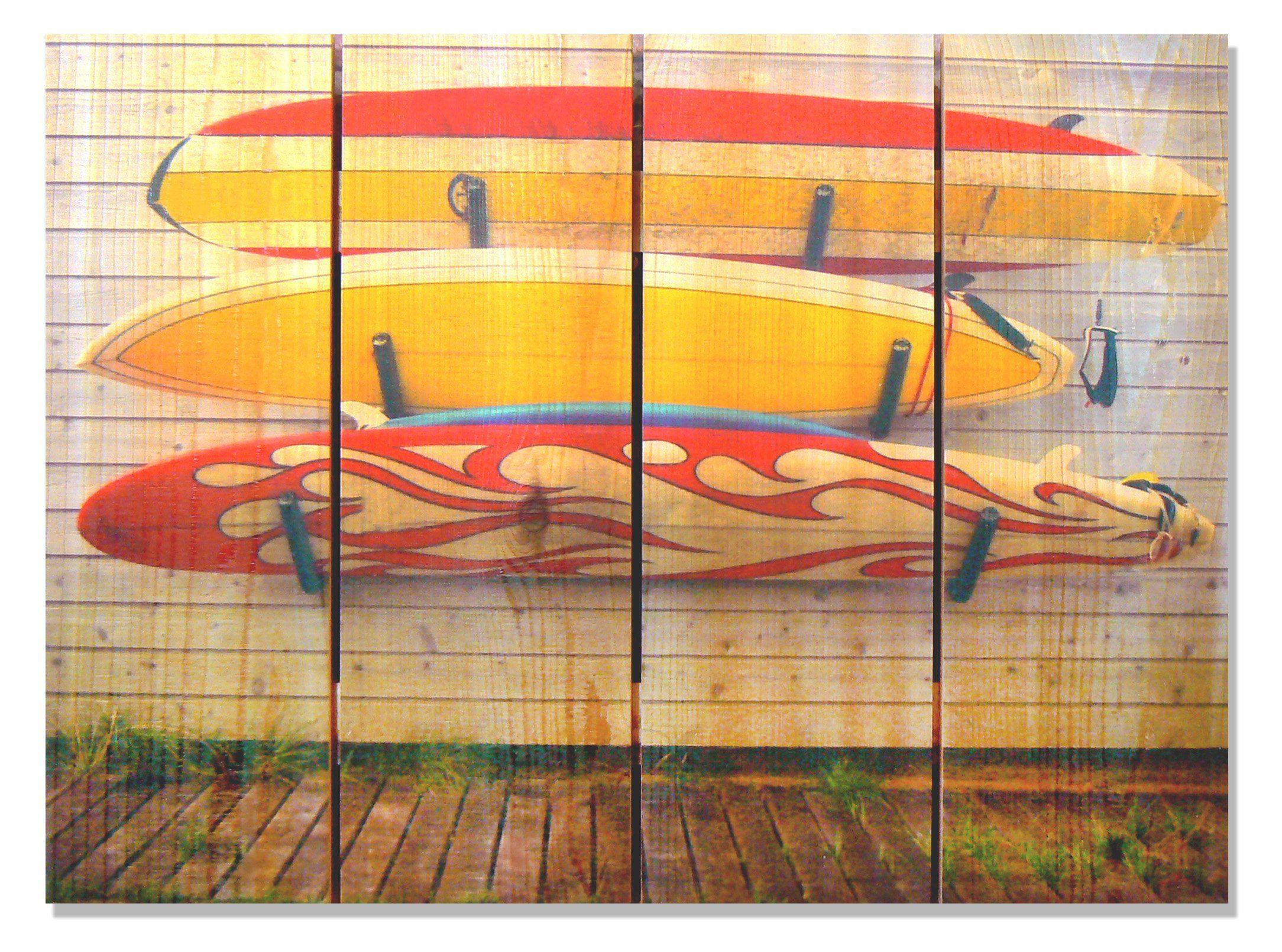 Gizaun Art Board Walk Indoor/Outdoor Wall Art - BOW3324 | Products ...
