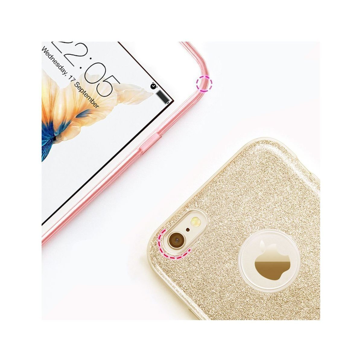 coque iphone 7 laine