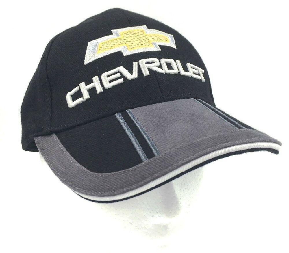 Chevrolet Camaro Rally Stripe Silver Baseball Cap