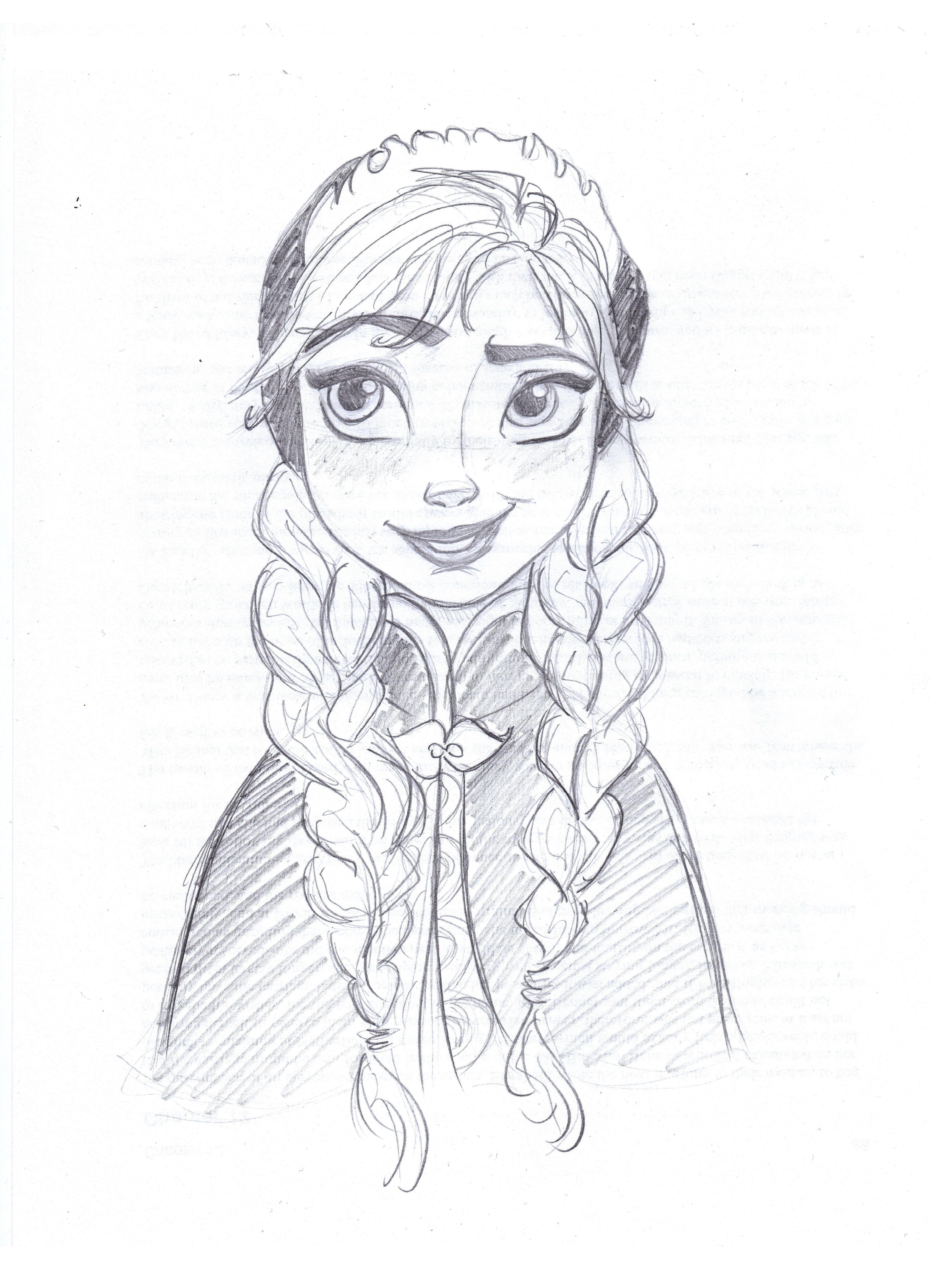 Anna Disney S Frozen