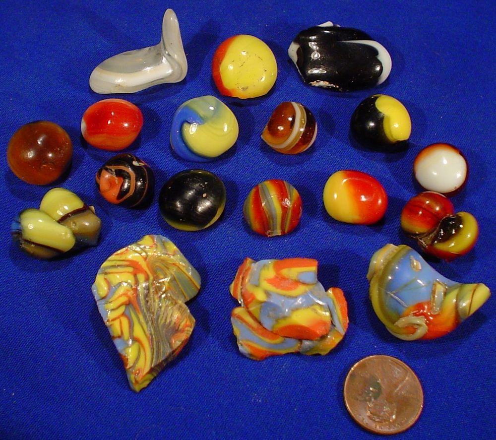 Vintage Agate Marbles
