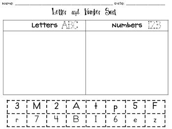 how to become good at letters and numbers