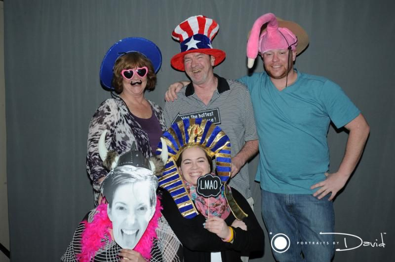 birthday party photo booth rentals Western Massachusetts
