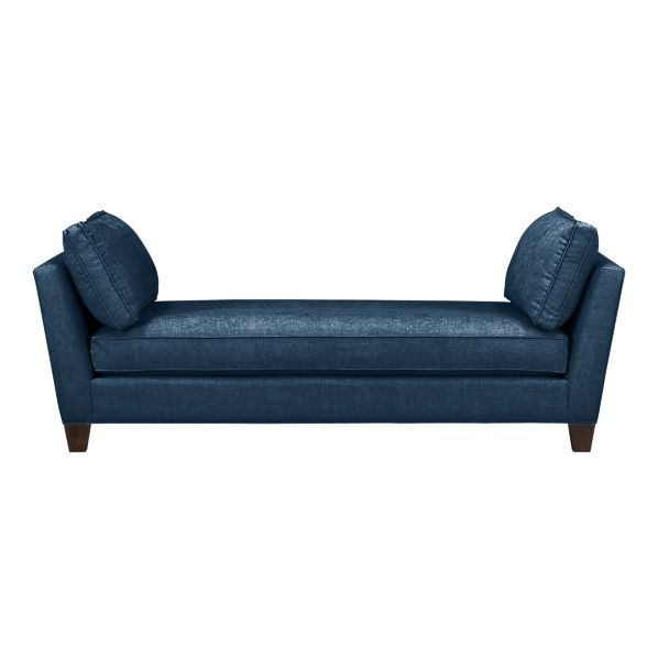 Sofa And Loveseat Opposite Each Other: Put A Loveseat Under The Bay Window And This
