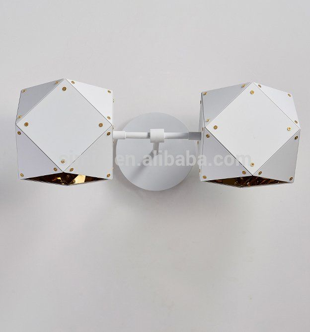 Photo of redesigned classic Diamant E14 wall lamp