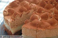 Schoko Birnen Sahne Torte Dessert Pinterest