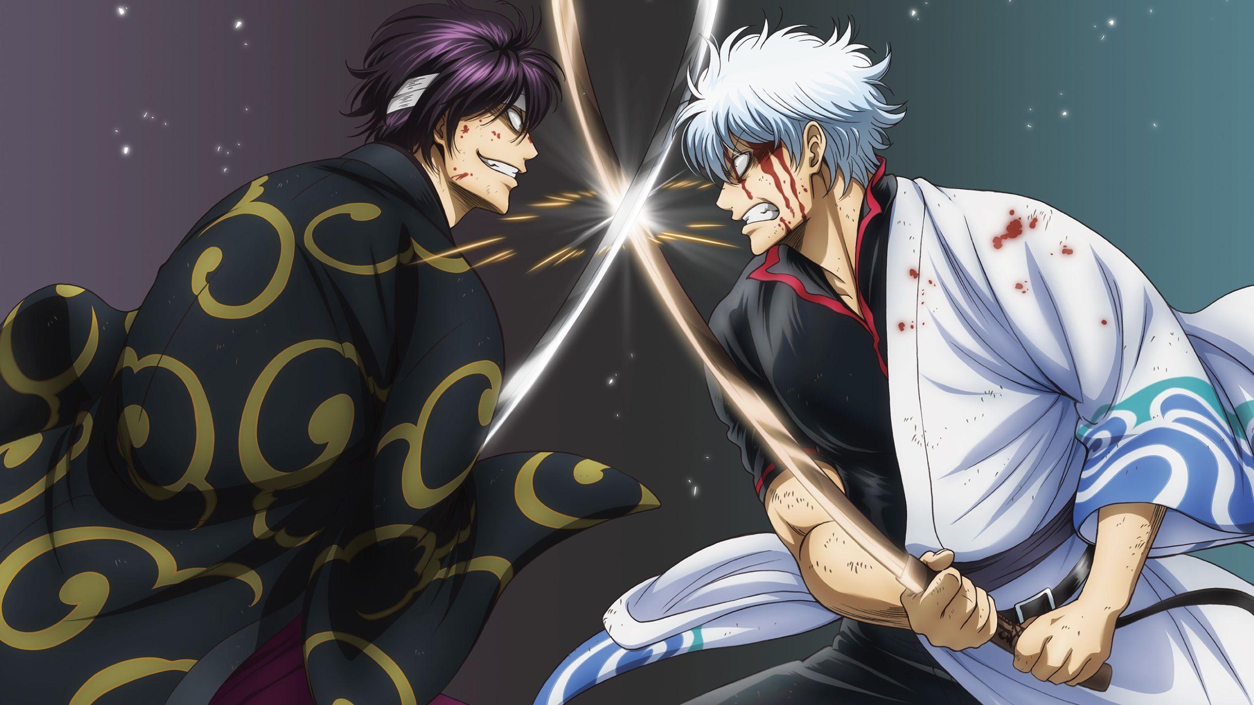 Image result for Gintama: Silver Soul Arc anime pinterest