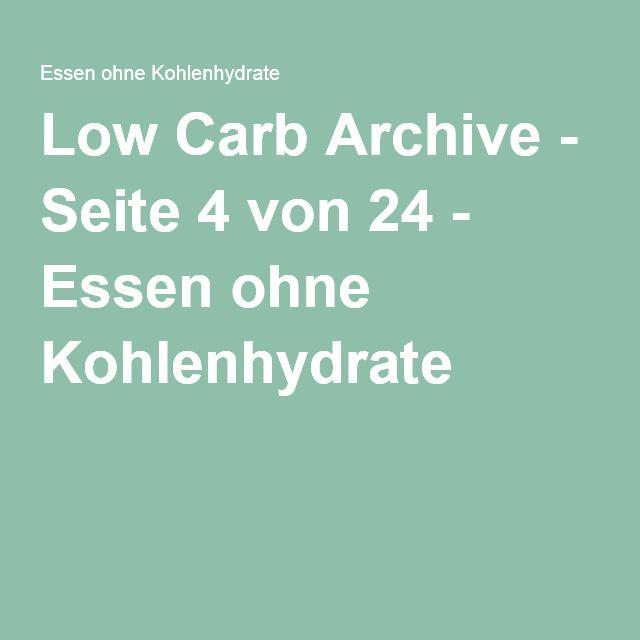 Low Carb Archive - Seite 4 von 24 - Essen ohne Kohlenhydrate