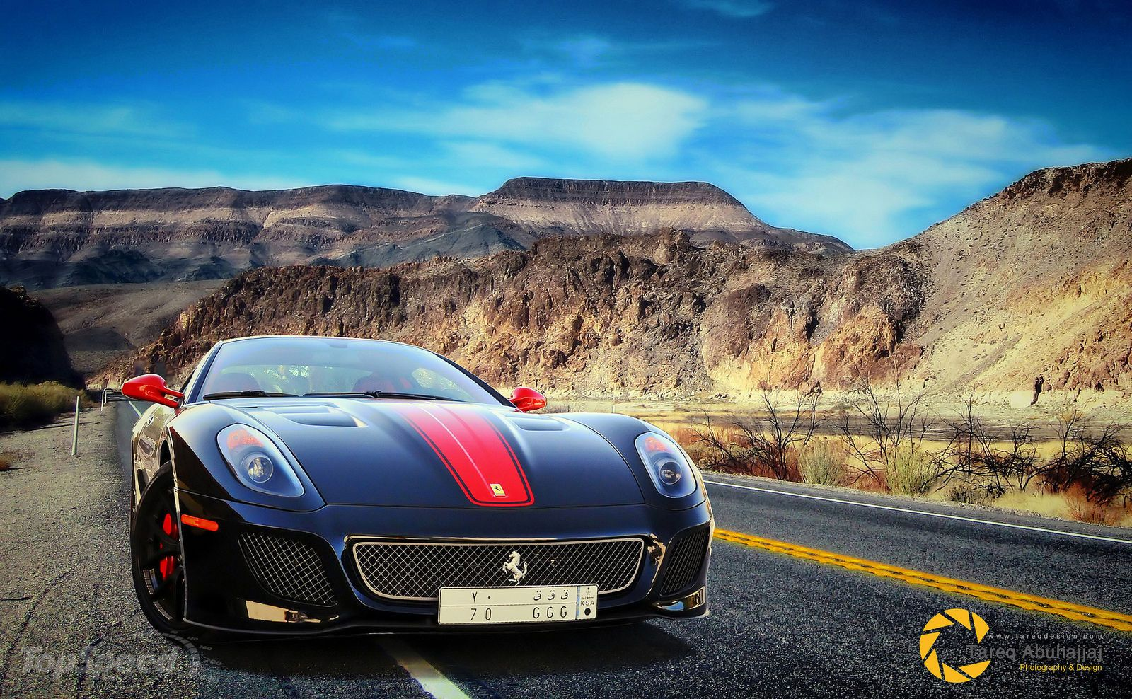 Ferrari 599 picture from our photo of the week stunning ferrari 599 gto in saudi arabia news article containing 1 high resolution images car news by top