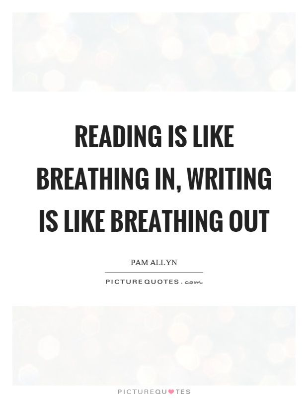 Readers And Writers Quotes