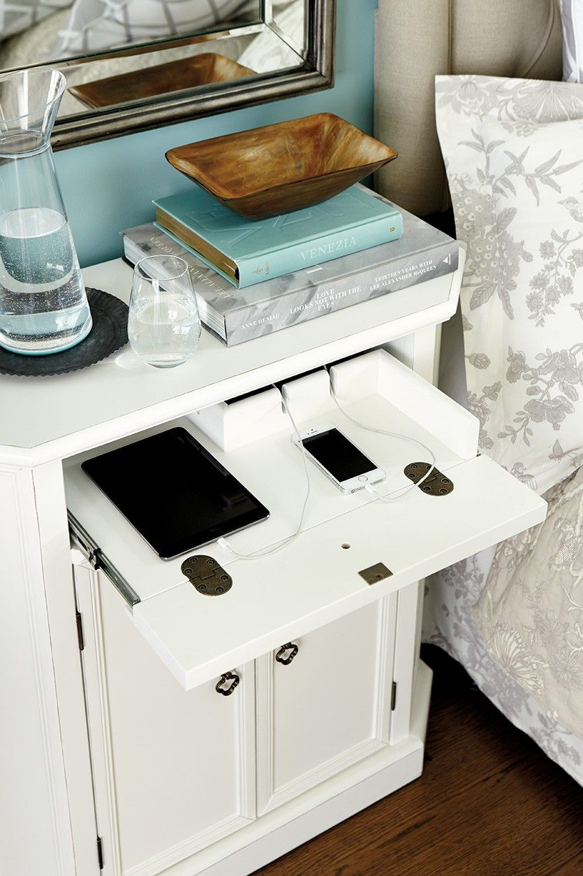 Ballard Designs Summer 2015 Collection Bedroom Diy Furniture Bedside Table Organization,What Paint For Bathroom Cabinets