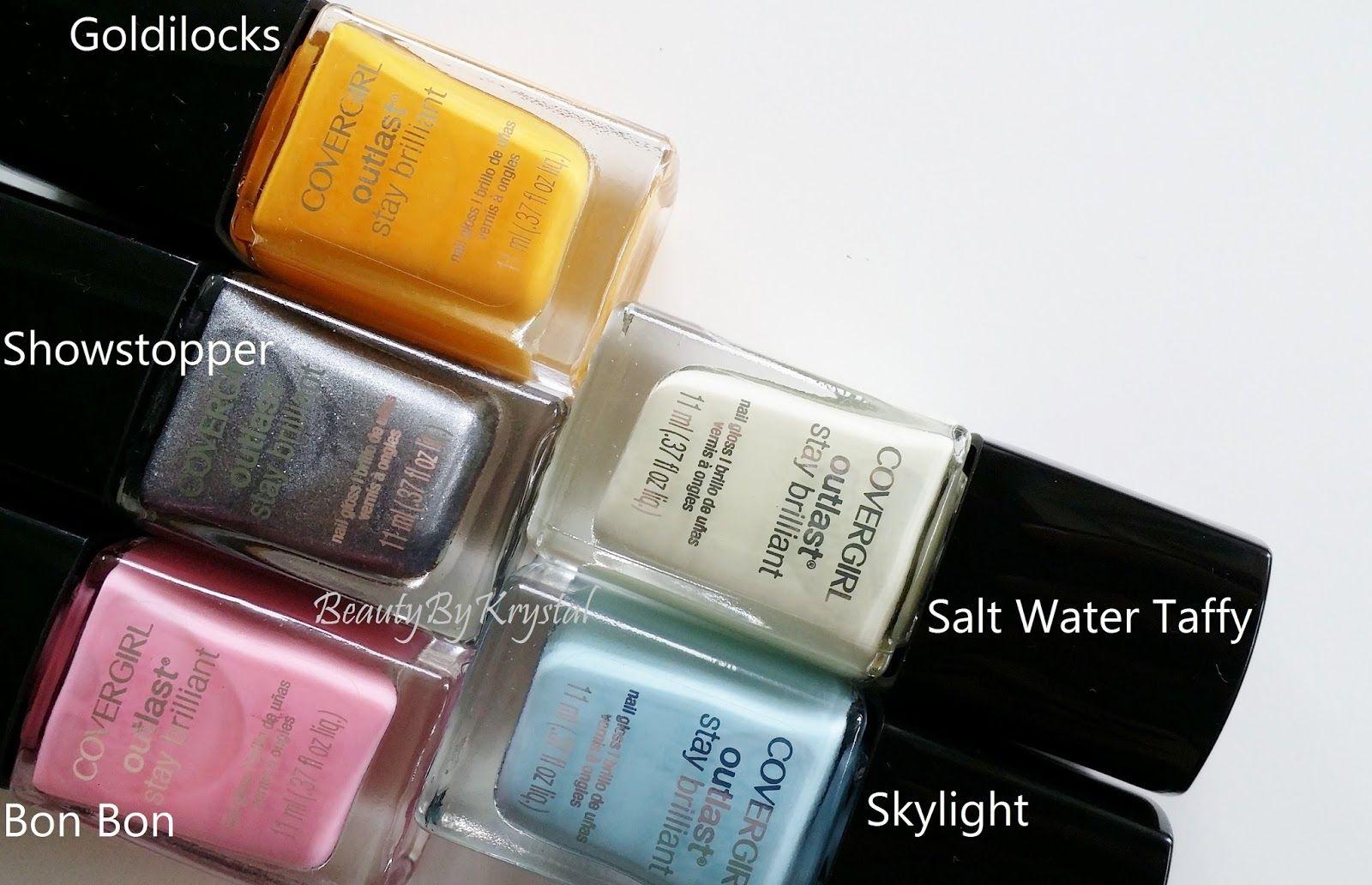 Beauty By Krystal: The Beauty Buffs: Pastels