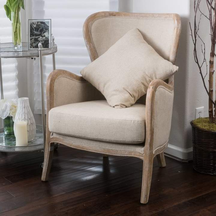 Lark Manor Phoebe Wingback Chair Wingback Chair Living